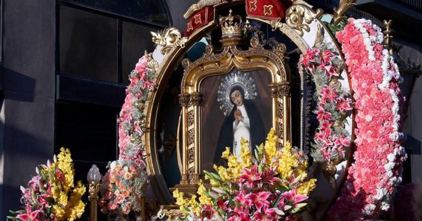 Virgen de la Paloma celebrations | © w:es:Usuario:Barcex/WikiCommons