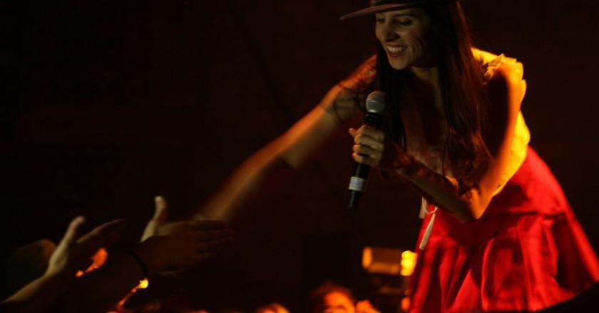 Spanish rapper Mala Rodriguez ©villunderlondon/Flickr