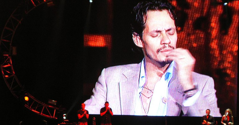 Marc Anthony | © Miguel Angel Rodriguez/Flickr