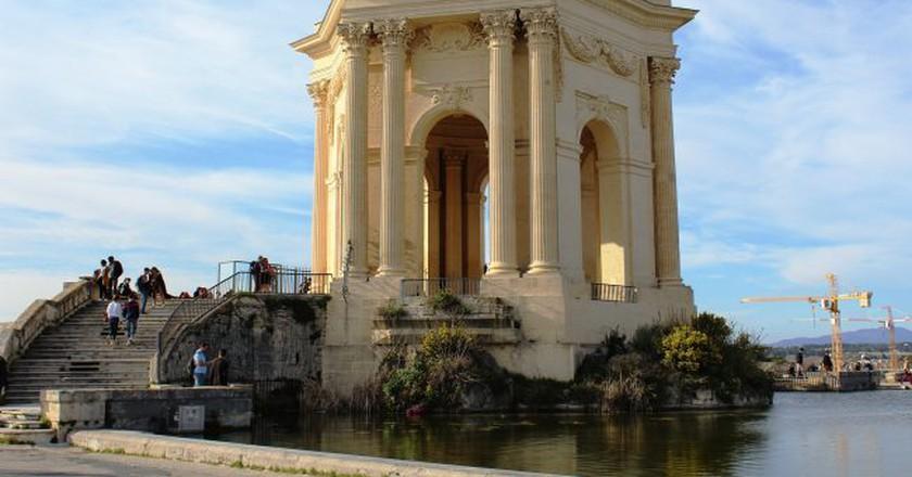 Montpellier Peyrou Esplanade   © D10Dys/Pixabay