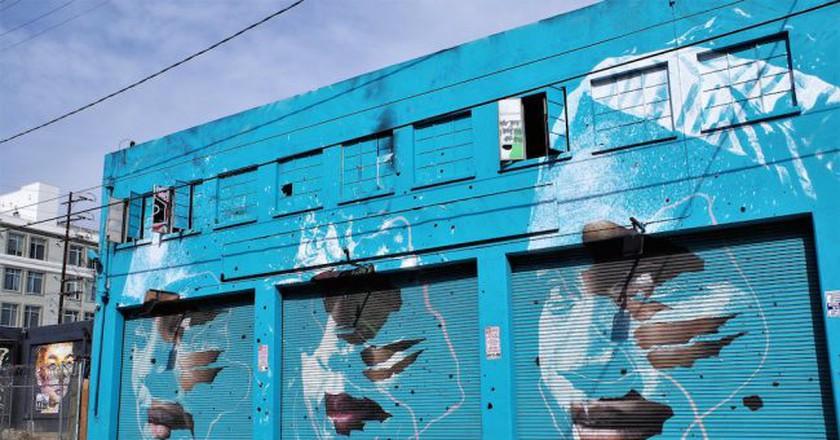 Arts District, Los Angeles   © joey zanotti / Flickr