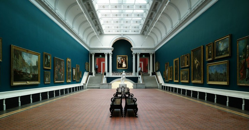 National Gallery of Ireland | © Marie Louise Halpenny