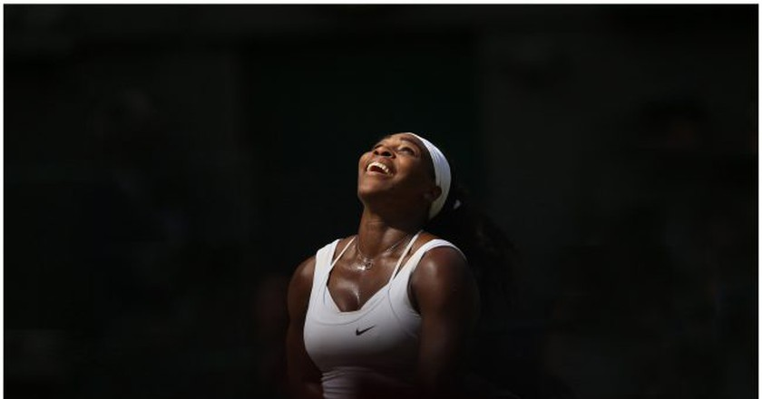 Serena Williams | © Hugo Philpott