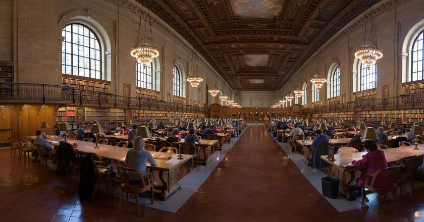 """<a href=""""https://commons.wikimedia.org/wiki/File:NYC_Public_Library_Research_Room_Jan_2006.jpg"""" target=""""_blank"""" rel=""""noopener noreferrer"""">NYC Public Library Research Room 