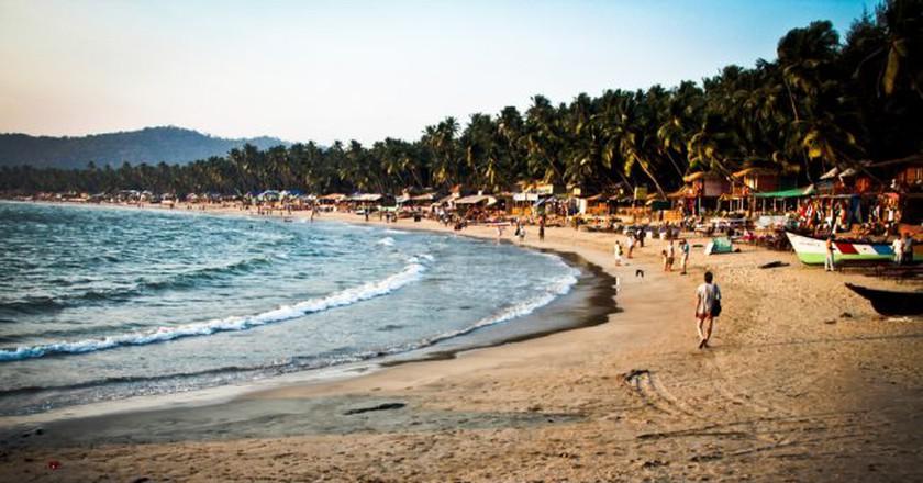 Palolem Beach Goa | © Nico Crisafulli / Flickr