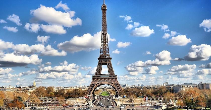 Eiffel Tower │© Thorsten technoman / Pexels