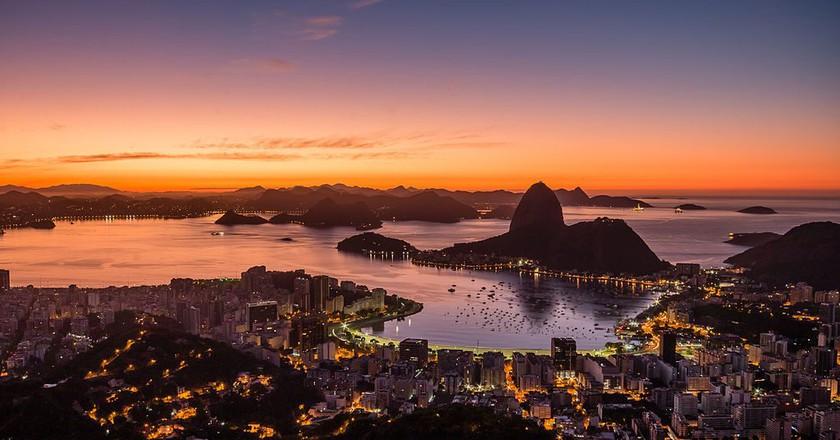 The view from Mirante Dona Marta |  © KarlaFPaiva/WikiCommons