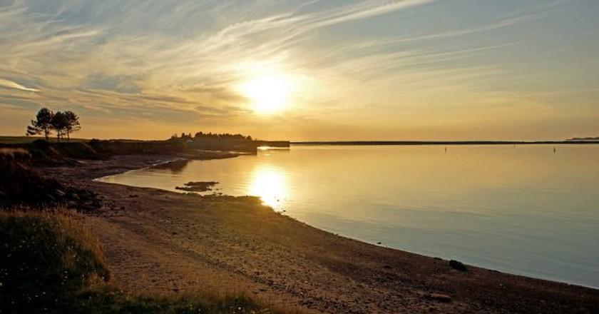 Sunset across Prince Edward Island   © Dennis Jarvis/ Flickr