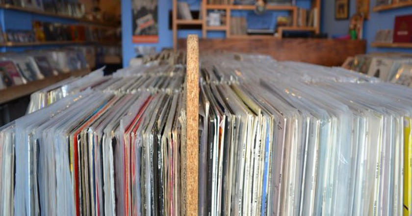 Record Mad in Linden might be small but boasts a big record collection | Courtesy of Record Mad