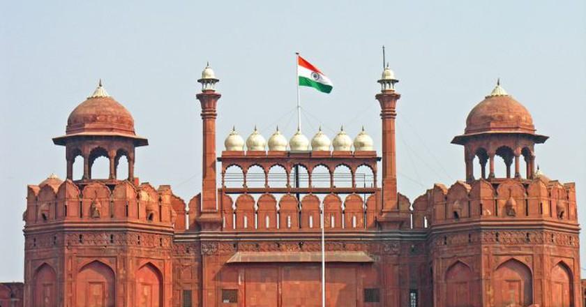 Red Fort, India | © Dennis Jarvis / Flickr