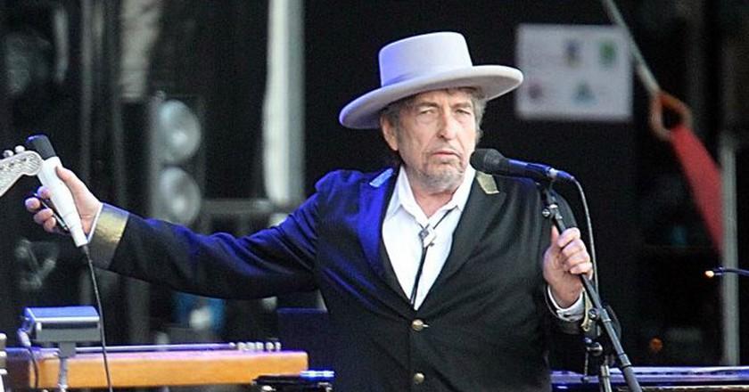 Bob Dylan © David Vincent/AP/REX/Shutterstock