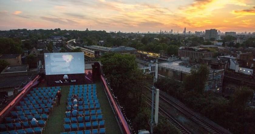 © Rooftop Film Club