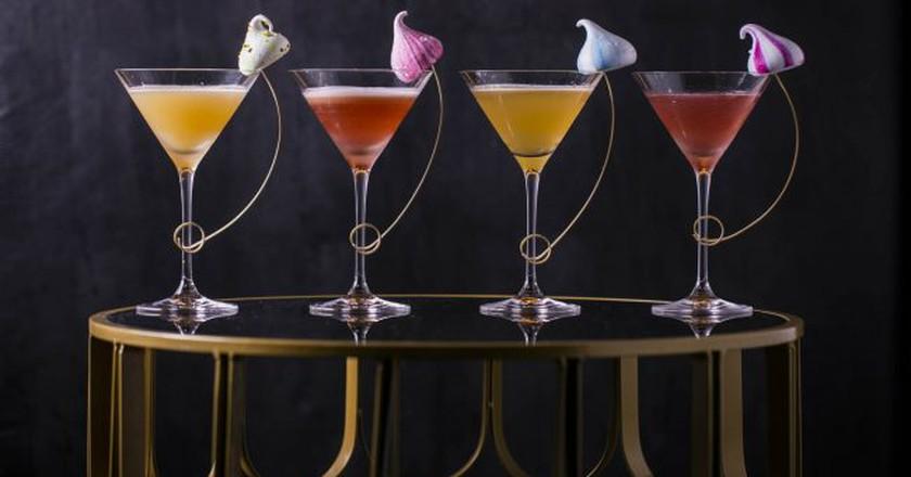Martinis and Meringues | © Quaglino's