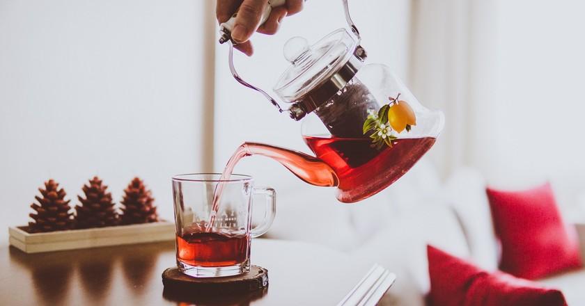Herbal Tea | © Sabri Tuzcu/Unsplash