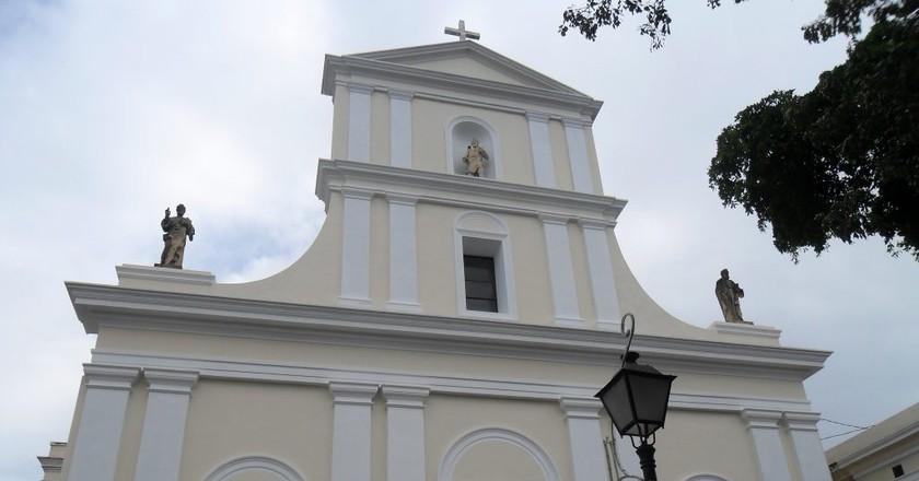 San Juan Cathedral in Old San Juan   © arctic_whirlwind / Flickr