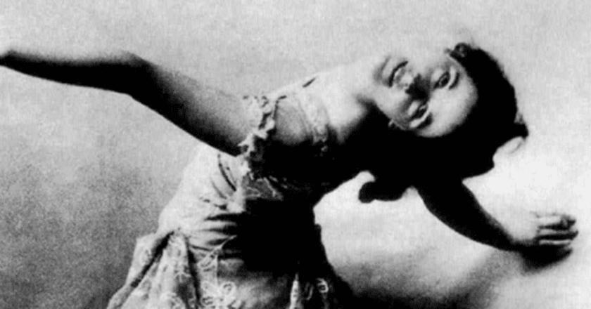 Isadora Duncan I Jacob Schloss, 1899