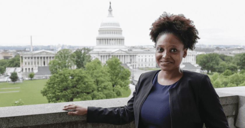Tracy K. Smith   photo © Shawn Miller / Library of Congress