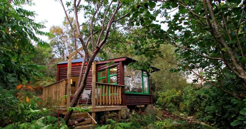 Cuckoo Wood Hexagon | © Irma / Airbnb