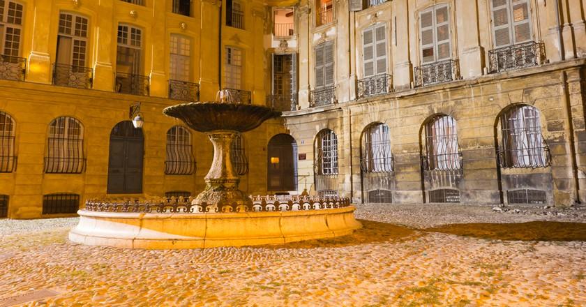 Aix has so many amazing fountains | © Luca Quadrio/Shutterstock