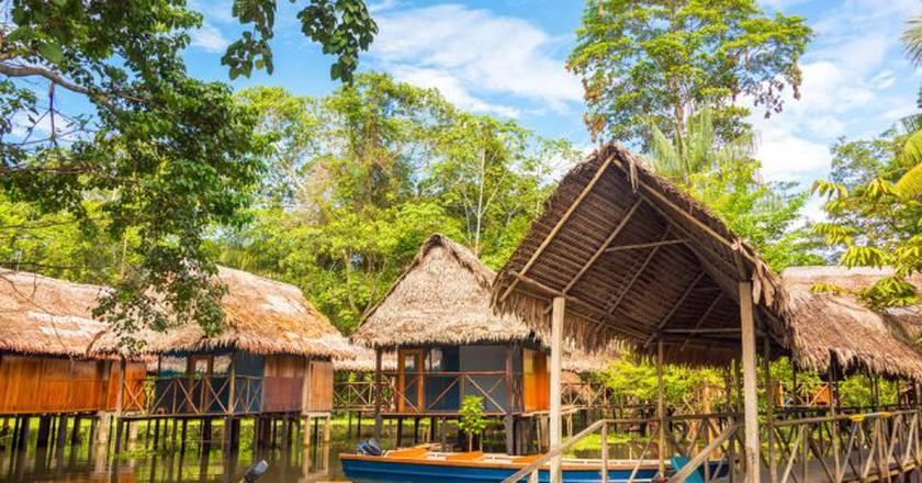 Healing center in Iquitos | © Jess Kraft / Shutterstock
