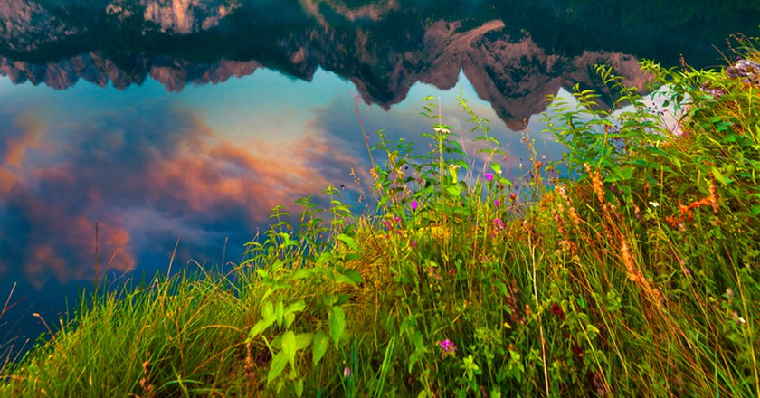 Austrian Alps | © Andrew Mayovskyy / Shutterstock
