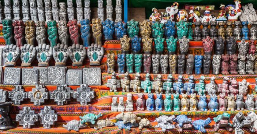 The Witches' Market | ©  saiko3p/Shutterstock