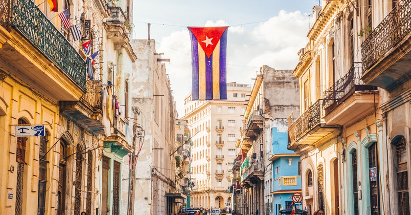 Havana, Cuba   © Julian Peters Photography/Shutterstock
