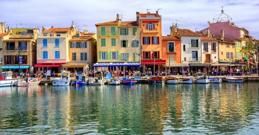 The fishing village of Cassis is simply stunning   © Boris Stroujko/Shutterstock