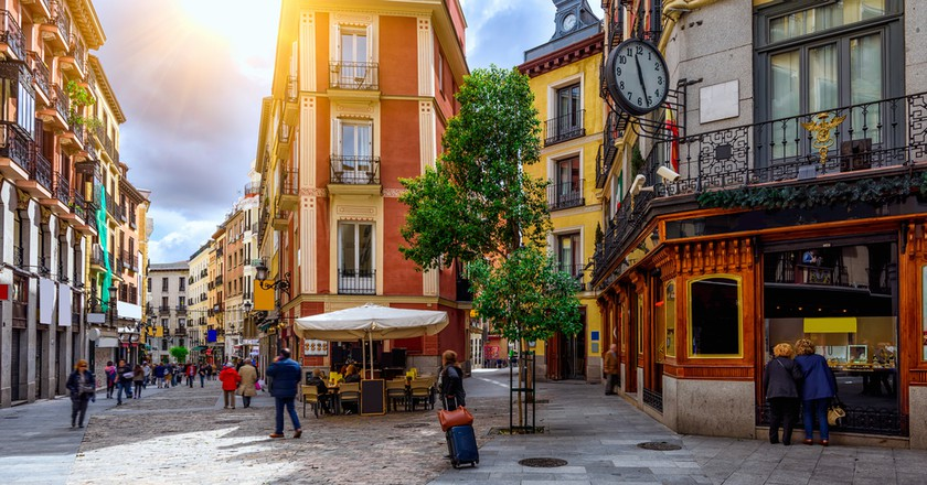 A Sunday afternoon is well spent in La Latina  | ©  Catarine Belova/Shutterstock