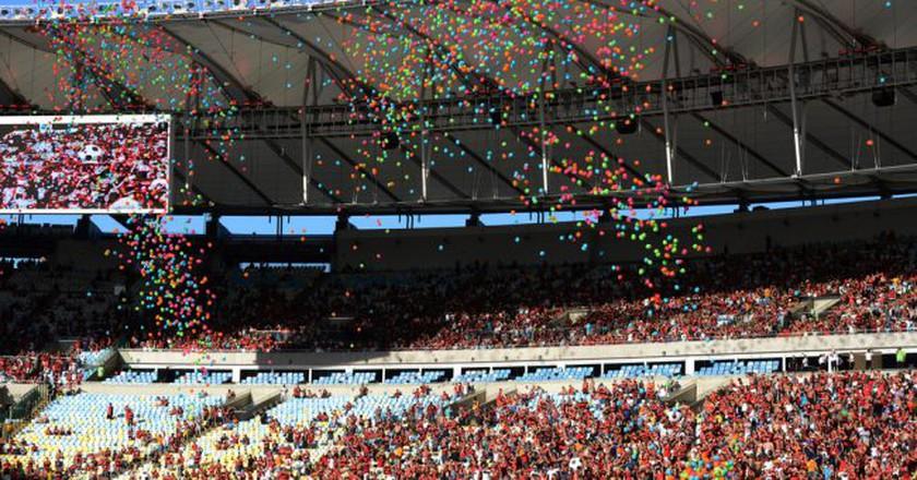 Maracanã stadium | © A.RICARDO/Shutterstock