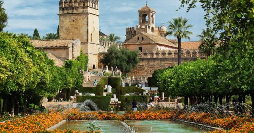 Córdoba's Alcazar de los Reyes Cristianos   © Pixels4Free/Pixabay