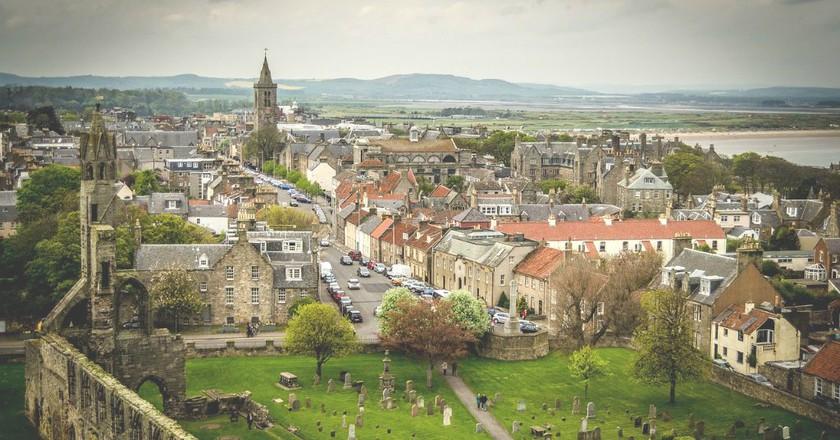 St Andrews, Scotland   © Pixabay