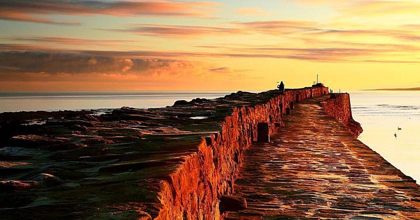 St Andrews Pier | © WikiCommons