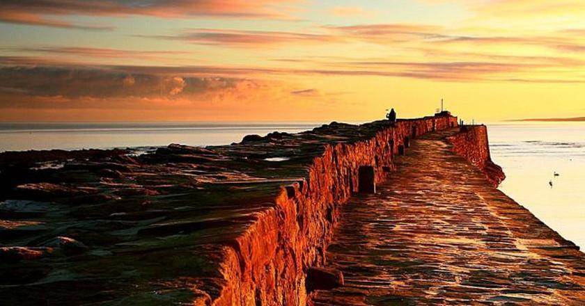 St Andrews Pier   © WikiCommons