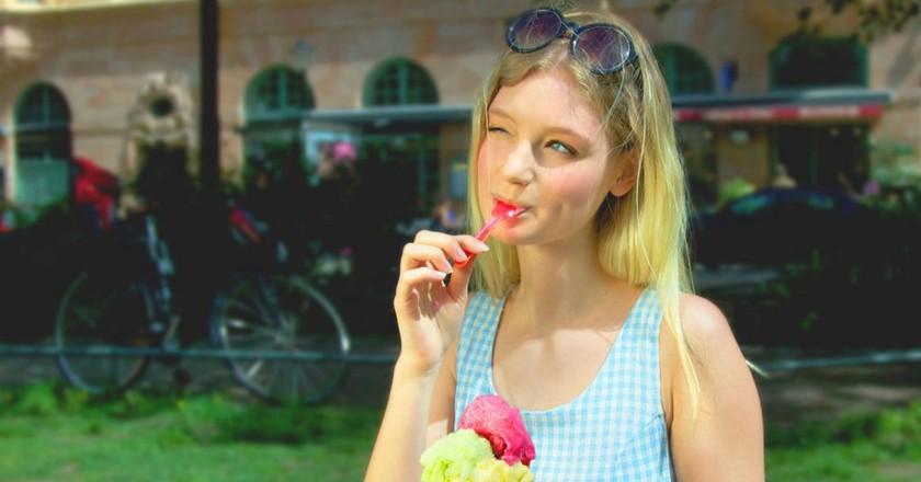 Enjoy the best of Stockholm's gourmet ice cream |Courtesy of StikkiNikki / ©Daniel Lagerborn