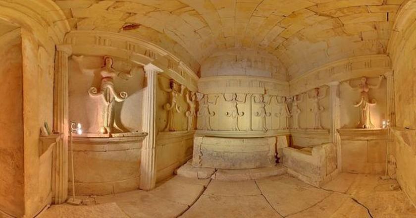 Sveshtari Tomb   © Interact-Bulgaria/Wikimedia Commons