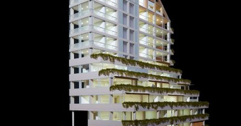 Terrace House modern © PortLiving