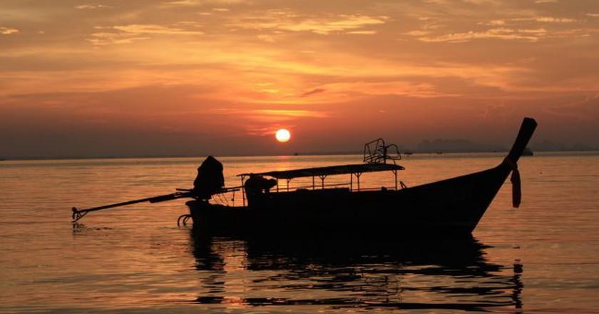 Thailand Longtail | © kod88 / Pixabay