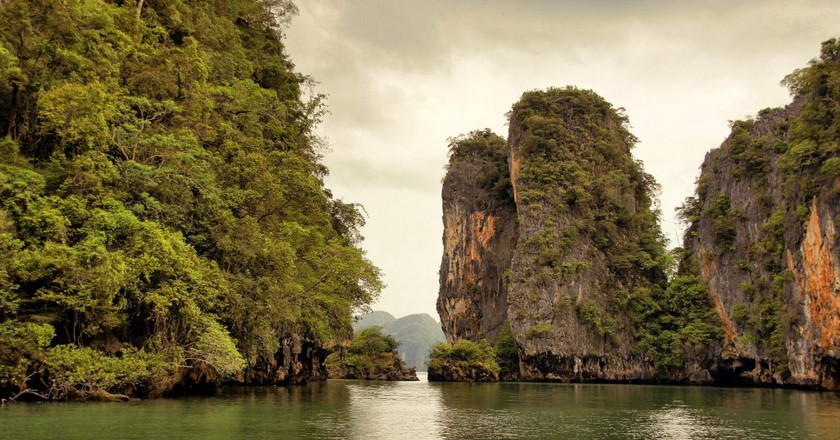 Thailand Sea   © Courtesy of schaerfsystem/Pixabay