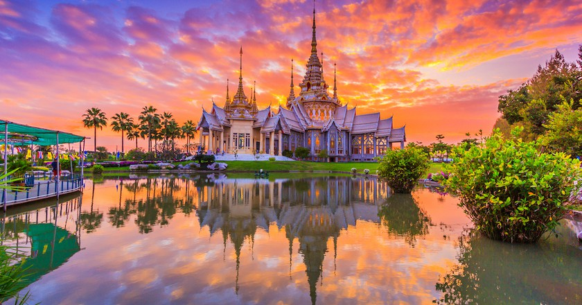 Thailand Travel & Culture - cover