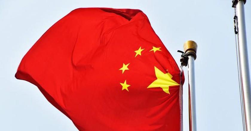 The Chinese national flag | Pixabay