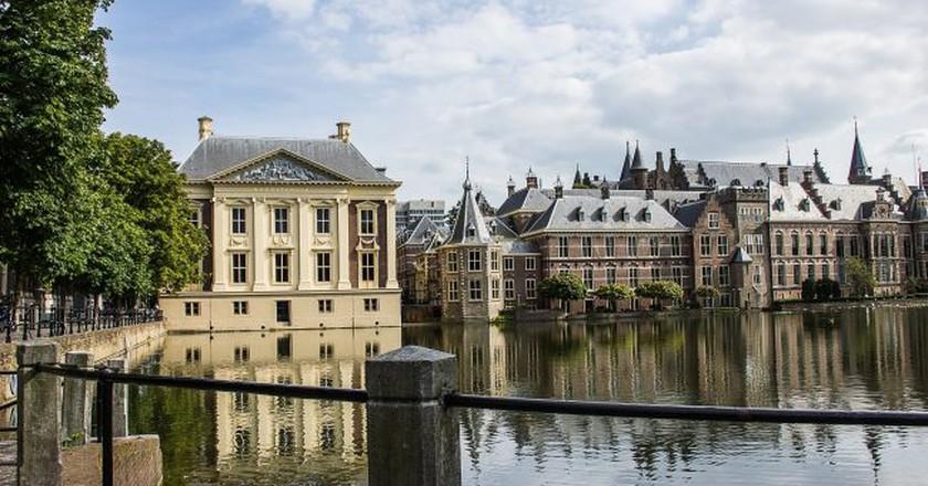 Mauritshuis and het Binnenhof | © pixabay