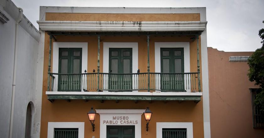 The Pablo Casals Museum in San Juan   © vxla/Flickr