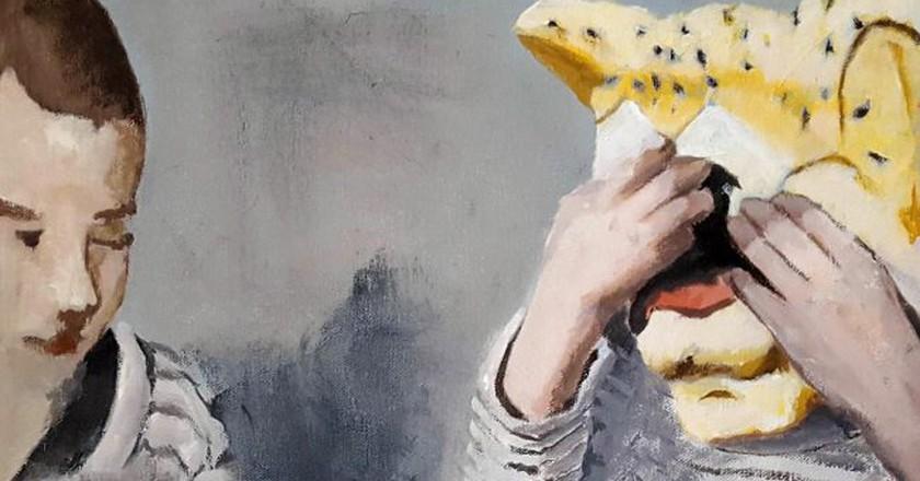 Tiger Mask   Courtesy of Guilherme Moraes