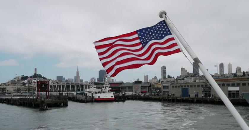 """<a href=""""https://www.flickr.com/photos/jankruithof/5094816368/"""" target=""""_blank"""" rel=""""noopener noreferrer"""">San Francisco's Pier 39   © tjabeljan / Flickr</a>"""