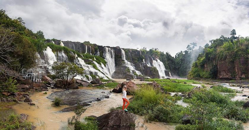 Pongour Waterfall in Dalat | © vadim kaipov / Unsplash