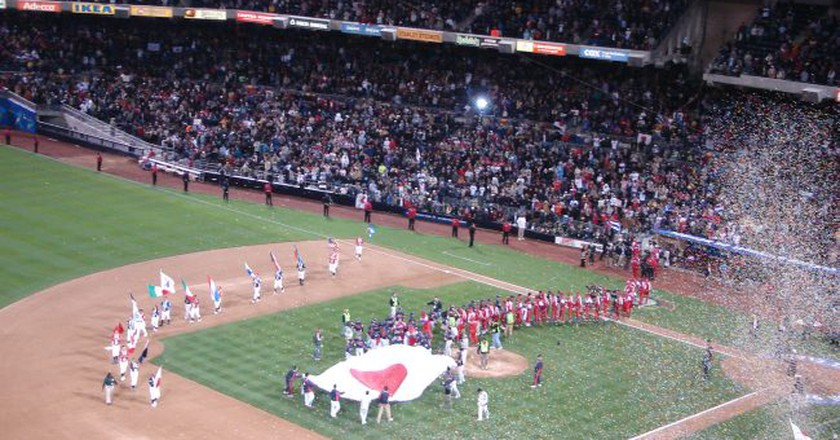 Japan wins the 2006 World Baseball Classic   © Kari Sullivan / Flickr