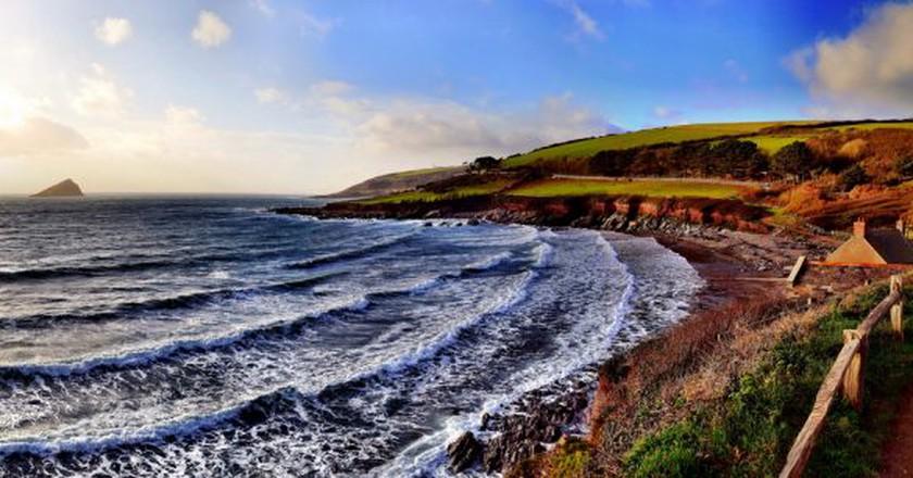 Wembury Bay, Devon   © Robert Pittman/Flickr