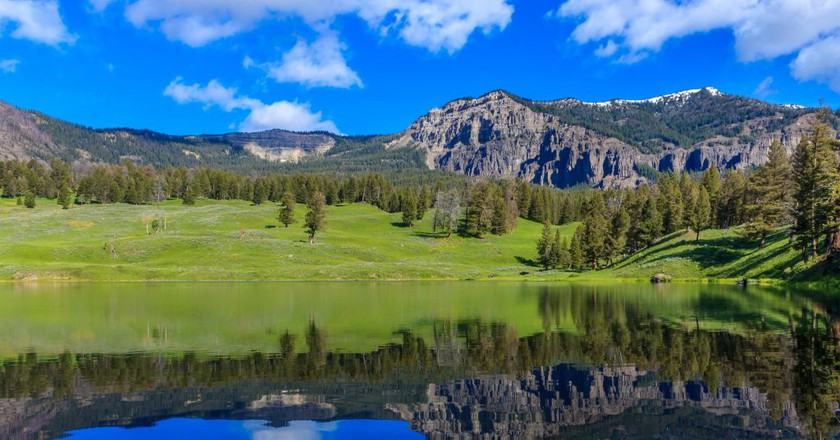 Trout Lake, Yellowstone National Park   © Always Shooting/Flickr