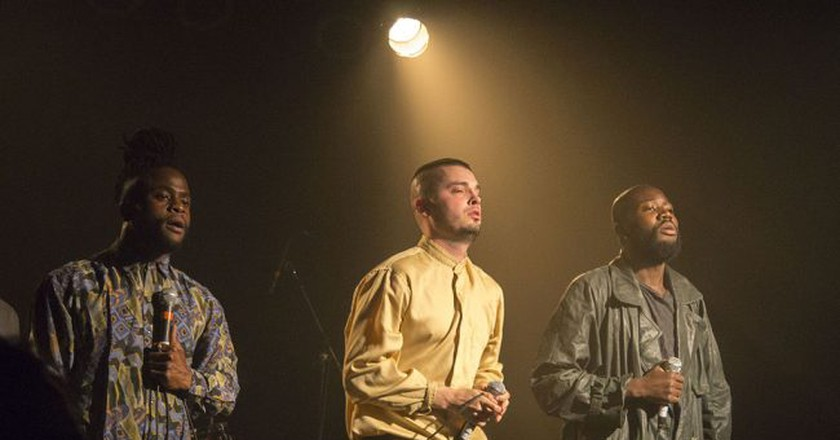 Young Fathers   © WikiCommons